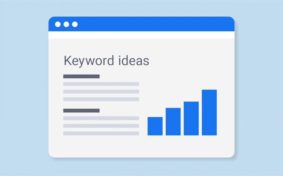 ¿Qué es el planificador de palabras clave?